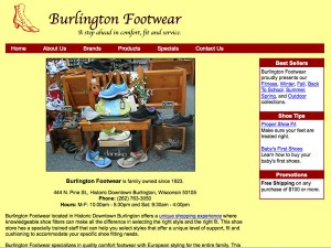 Burlington Footwear