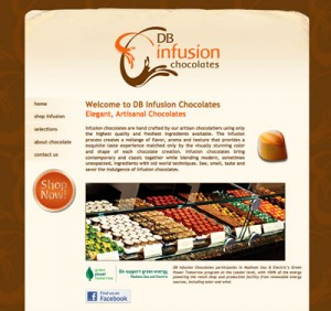DB Infusion Chocolates
