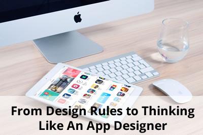 Thinking Like An App Designer