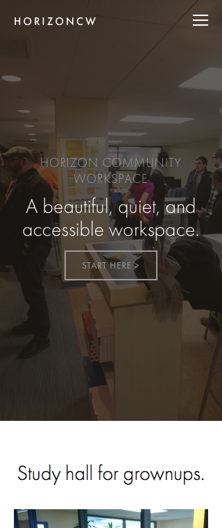 Horizon Coworking in Madison, WI