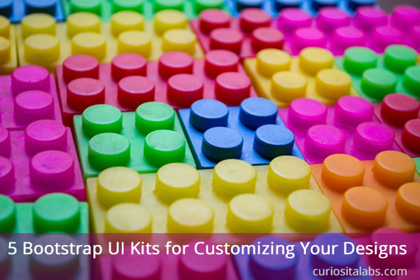 5 Bootstrap UI Kits for Customizing Your Design
