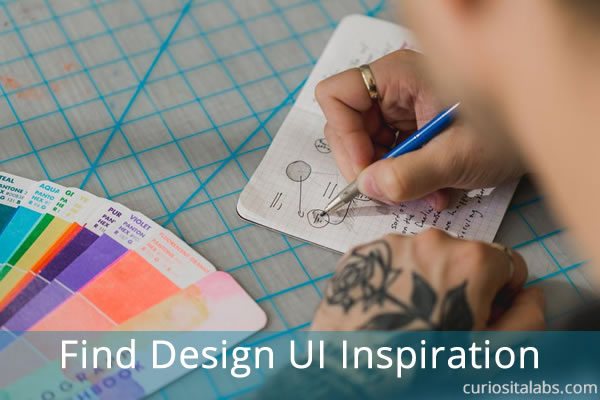 Find Design UI Inspiration