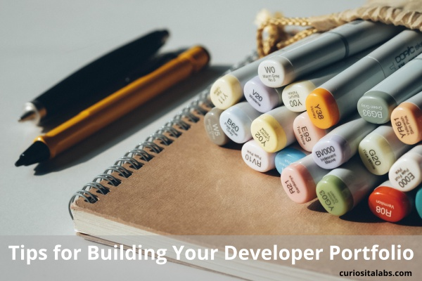 Tips For Building Your Developer Portfolio