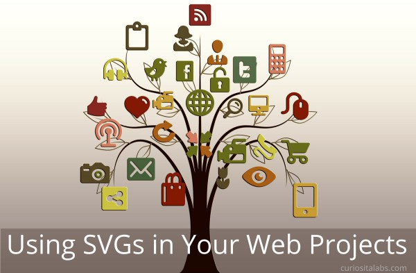 Using Svgs in your web projects
