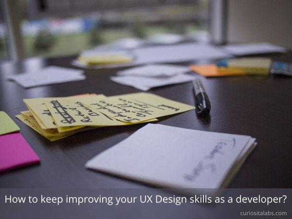 Improve Your UX Skills
