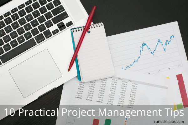 10 Practical Project Management Tips